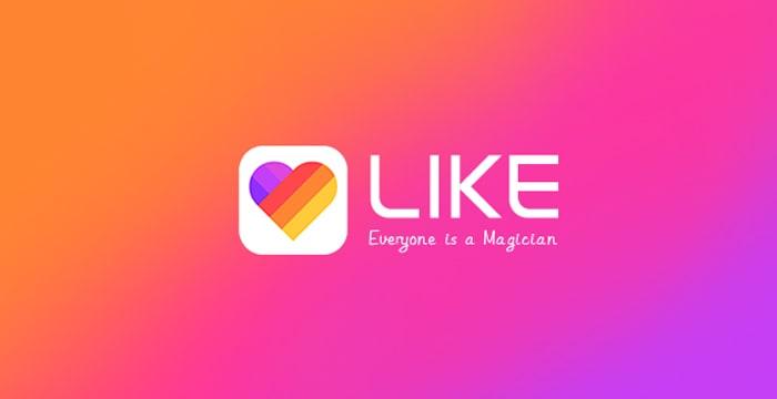 LIKE - Rebranding to Likee Soon!